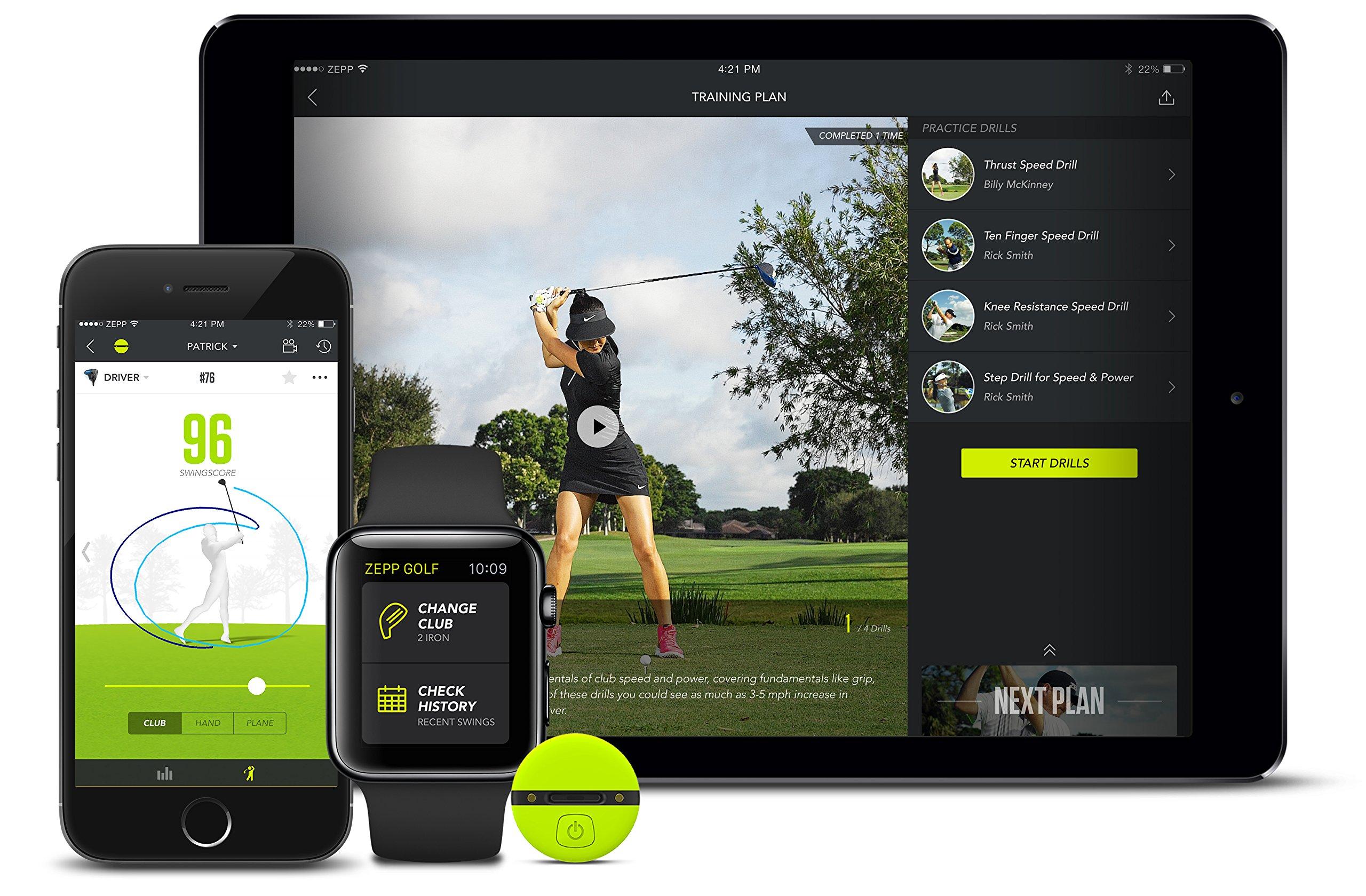 Zepp Golf 2 3D Swing Analyzer by Zepp