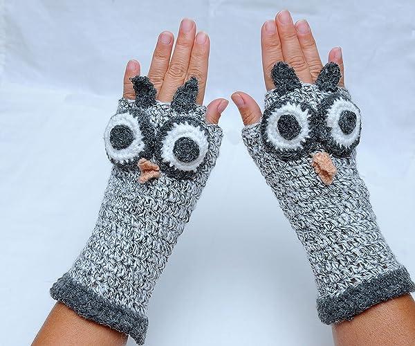 Amazon.com: Crochet Gloves: \
