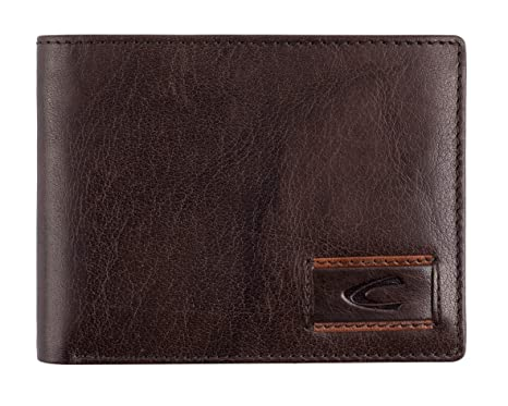 7c10990fbfb camel active Panama 8 Cc + Coin Wallet Brown: Amazon.in: Bags, Wallets &  Luggage