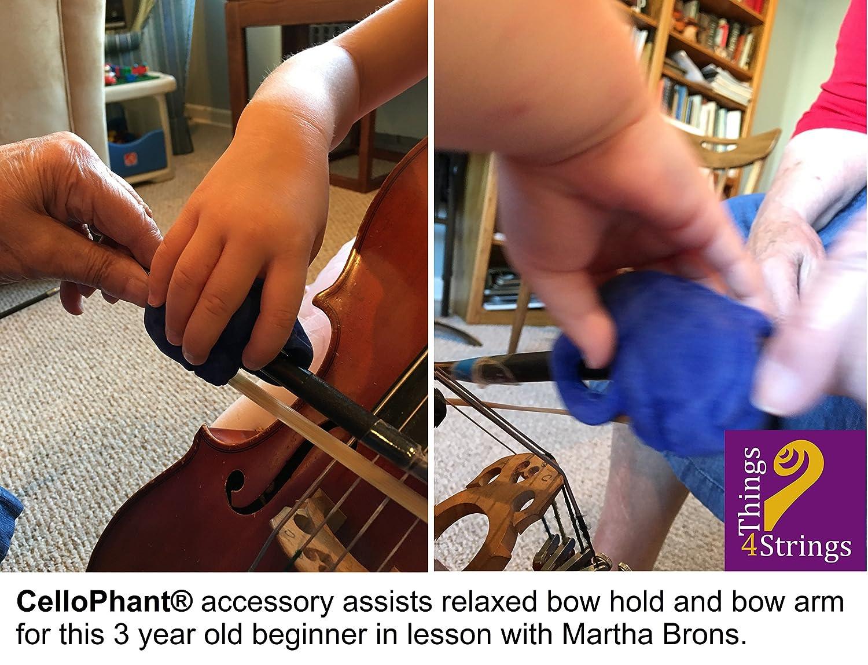 -Black Genuine Cellophant Accessory Cello Accessory
