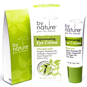By Nature Rejuvenating Eye Cream