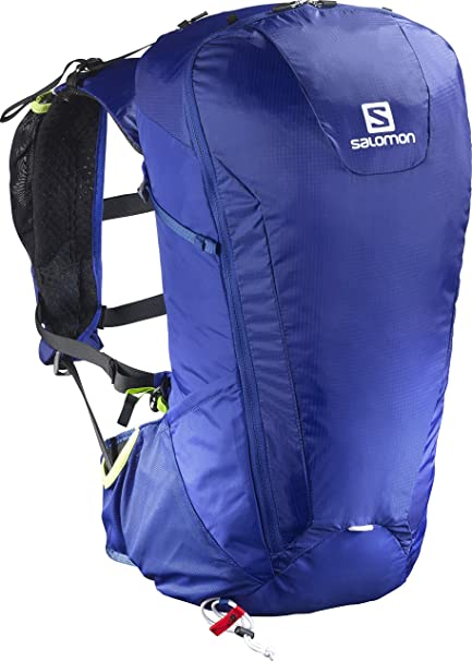 Salomon Peak 20 Lime Mochila, Surf The Web/Cal Punch, 18 x 26