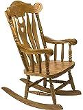 Rocking Chair chêne