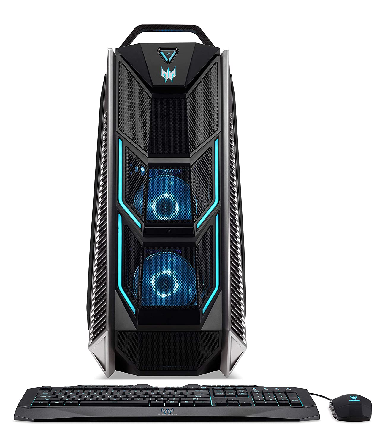Acer Predator Orion 9000 3,3 GHz Intel® Core™ Serie X i9-7900X Negro Torre PC - Ordenador de sobremesa (3,3 GHz, Intel® Core™ Serie X, 16 GB, 1256 GB, DVD Super Multi, Windows 10 Home)