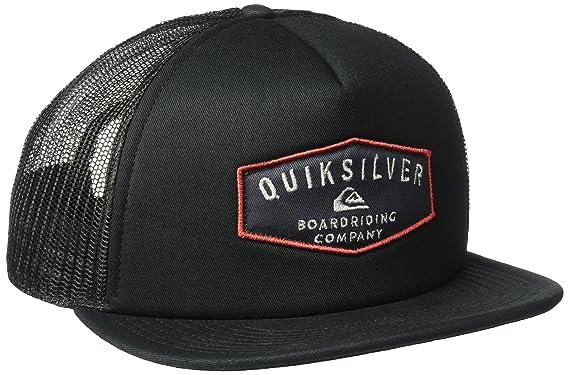Amazon.com  Quiksilver Men s Jetty Grind Hat 6bae541f5e5