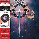 Toto - Paper Sleeve - CD Vinyl Replica Deluxe