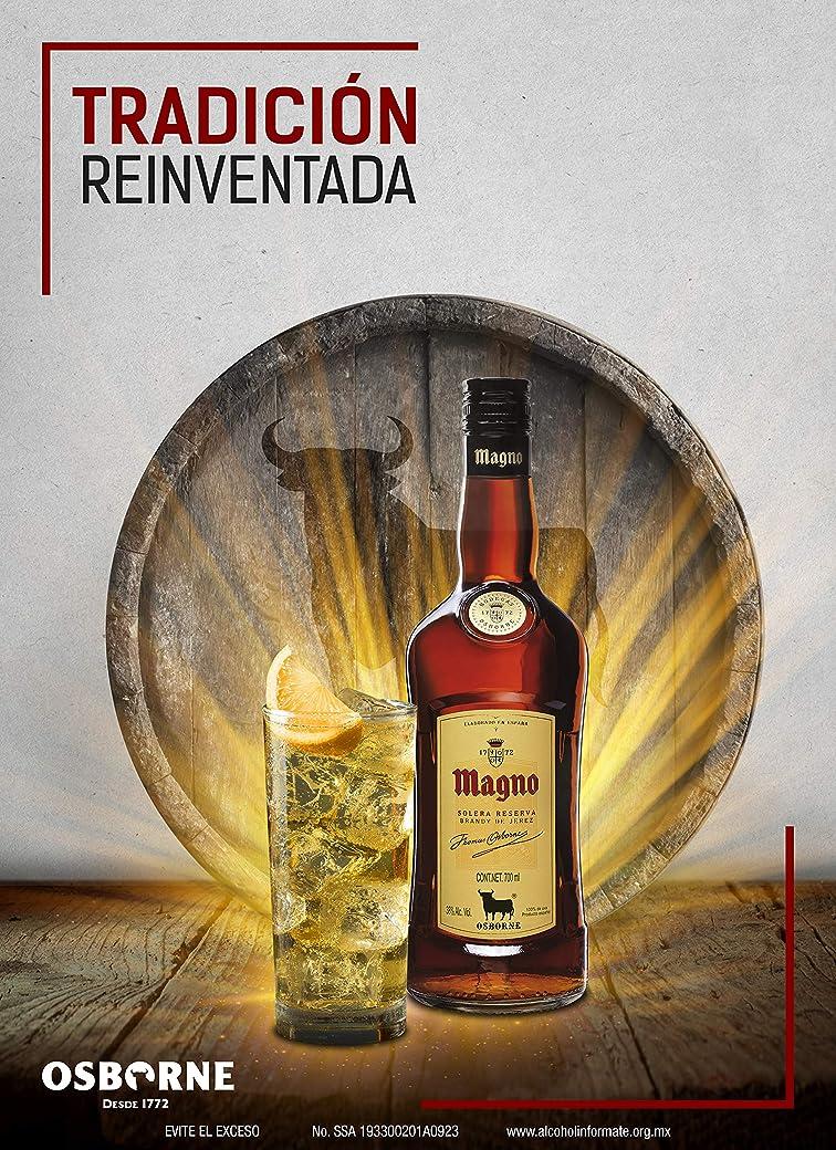 Magno Brandy Jerez Solera Reserva