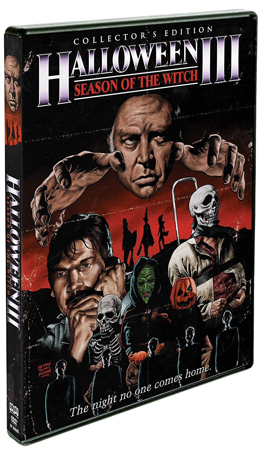amazoncom halloween iii season of the witch collectors edition tom atkins stacey nelkin dan oherlihy tommy lee wallace movies tv - Halloween 3 Season Of The Witch Remake