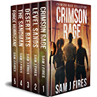 Crimson Rage : A Post-Apocalyptic Survival Thriller: Books 1-5