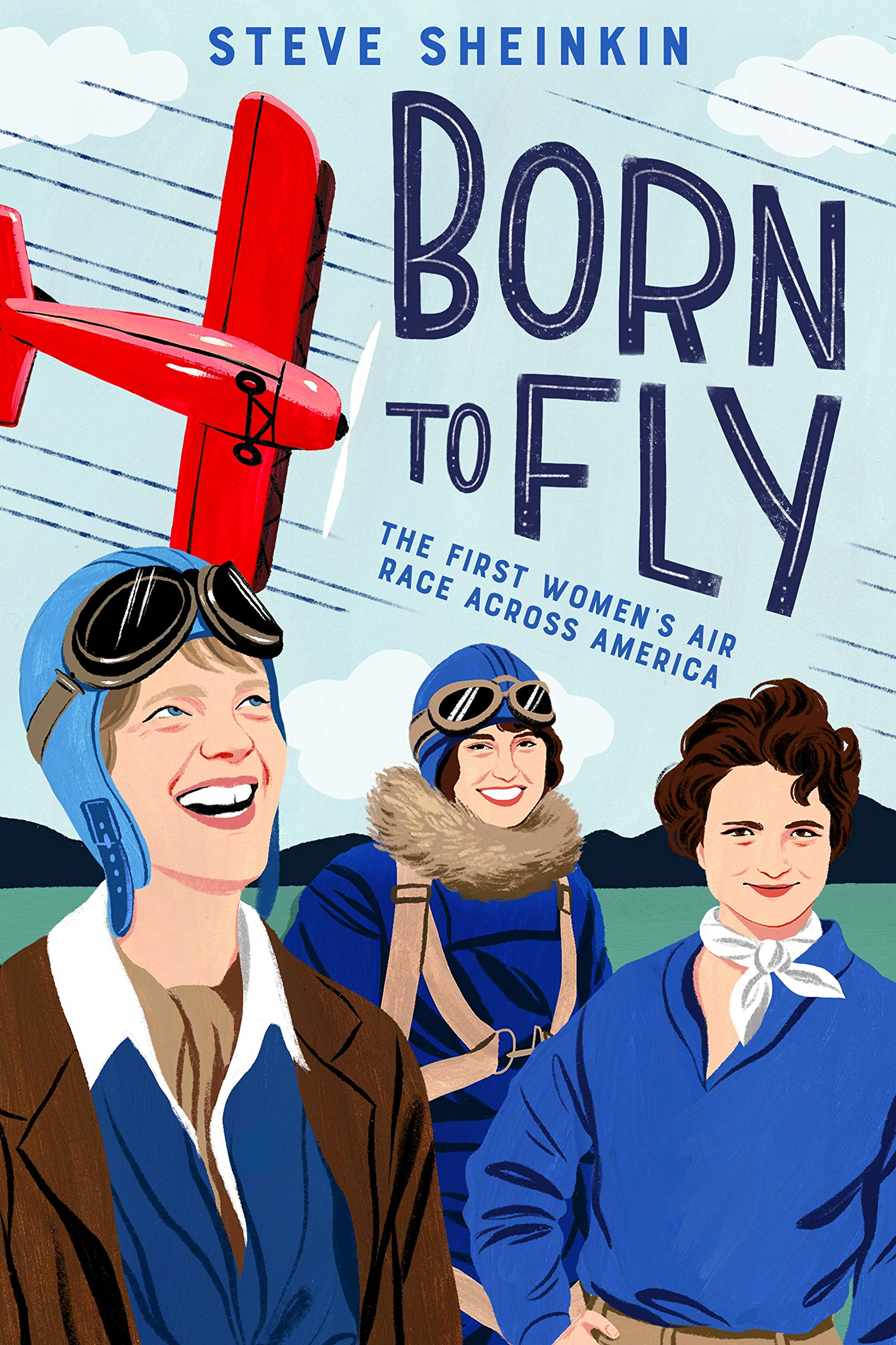 Image result for steve sheinkin born fly cover