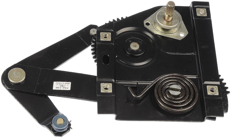 Dorman 752-126 Rear Driver Side Manual Window Regulator Dorman - OE Solutions