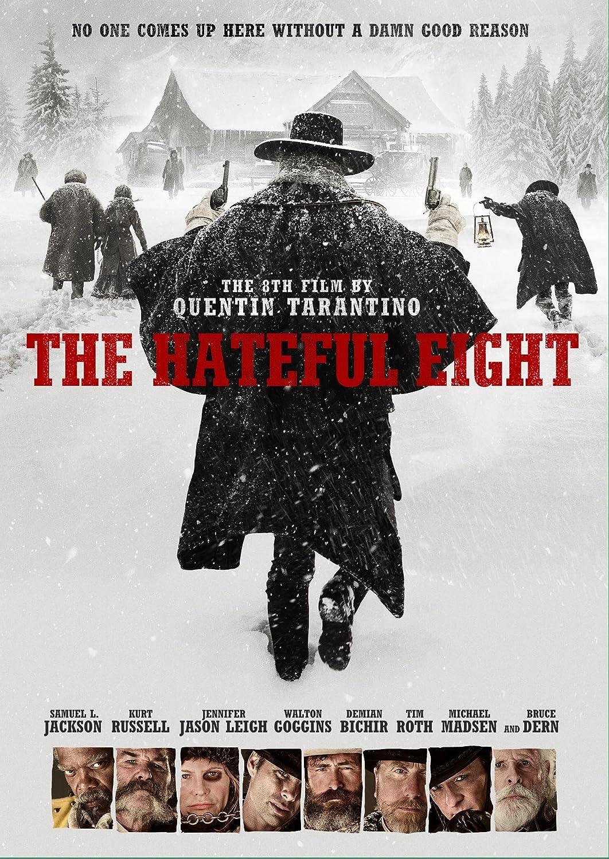 Amazon com: Hateful Eight, The: Samuel L  Jackson, Kurt