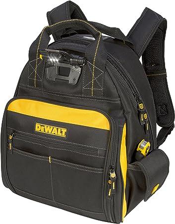Dewalt Dgl523 Beleuchtete Werkzeugtasche 57 Facher Amazon De Baumarkt