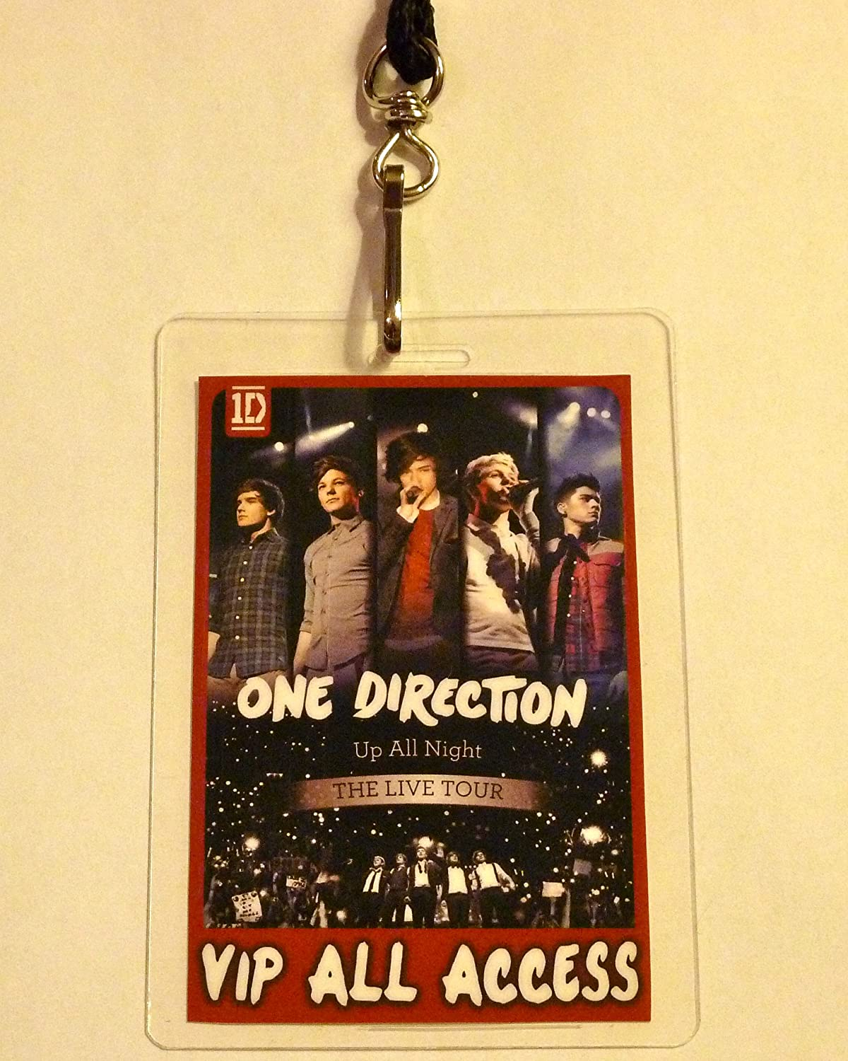 Amazon one direction 1d up all night tour vip all access amazon one direction 1d up all night tour vip all access backstage meet greet package pass with lanyard other products everything else m4hsunfo