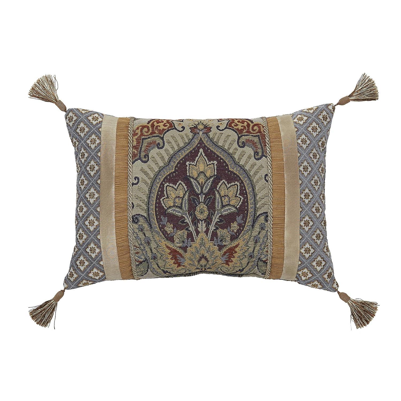 Croscill Callisto Boudoir Pillow 19X13 19 x 13 2A0-536O0-4589//990