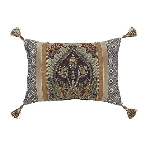 CROSCILL Callisto Boudoir Pillow 19X13, 19