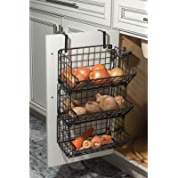 Amazon Best Sellers: Best Hanging Kitchen Baskets