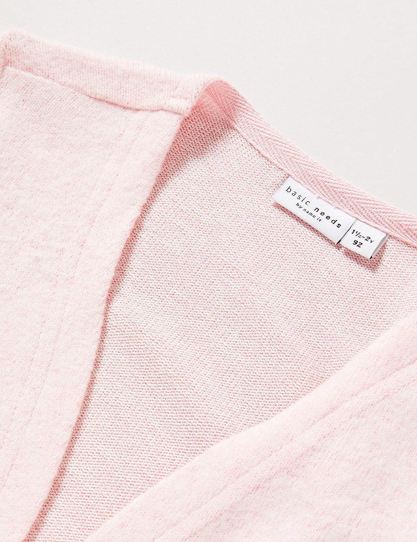 Name It Girls Nmfvicti Ls Knit Card L Cardigan Sweater