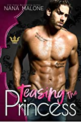 Teasing the Princess (Royals United Book 2) Kindle Edition