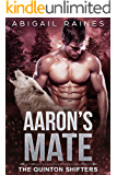 Aaron's Mate (The Quinton Shifters Book 1)