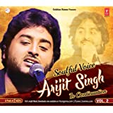 Soulful Voice…. Arijit Singh in Continuation - Vol. 2 (Set of 2 ACD)