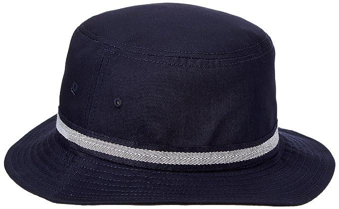 2c229aa2 Lacoste Mens 2018 Crocodile Sewn on Bucket Hat: Amazon.co.uk: Clothing