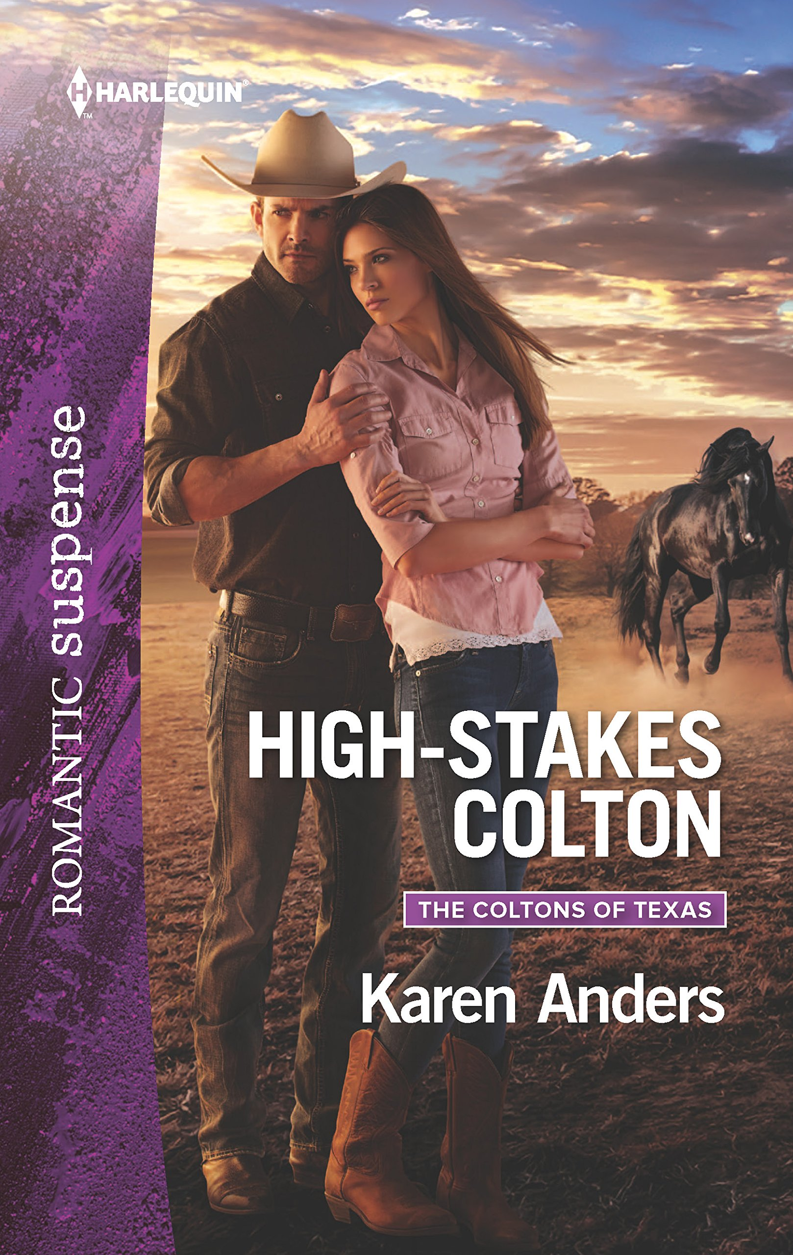 High Stakes Colton Coltons Texas Anders