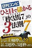 日刊コンピ ひと目で儲かる「枠3馬7」(スリーセブン)の法則