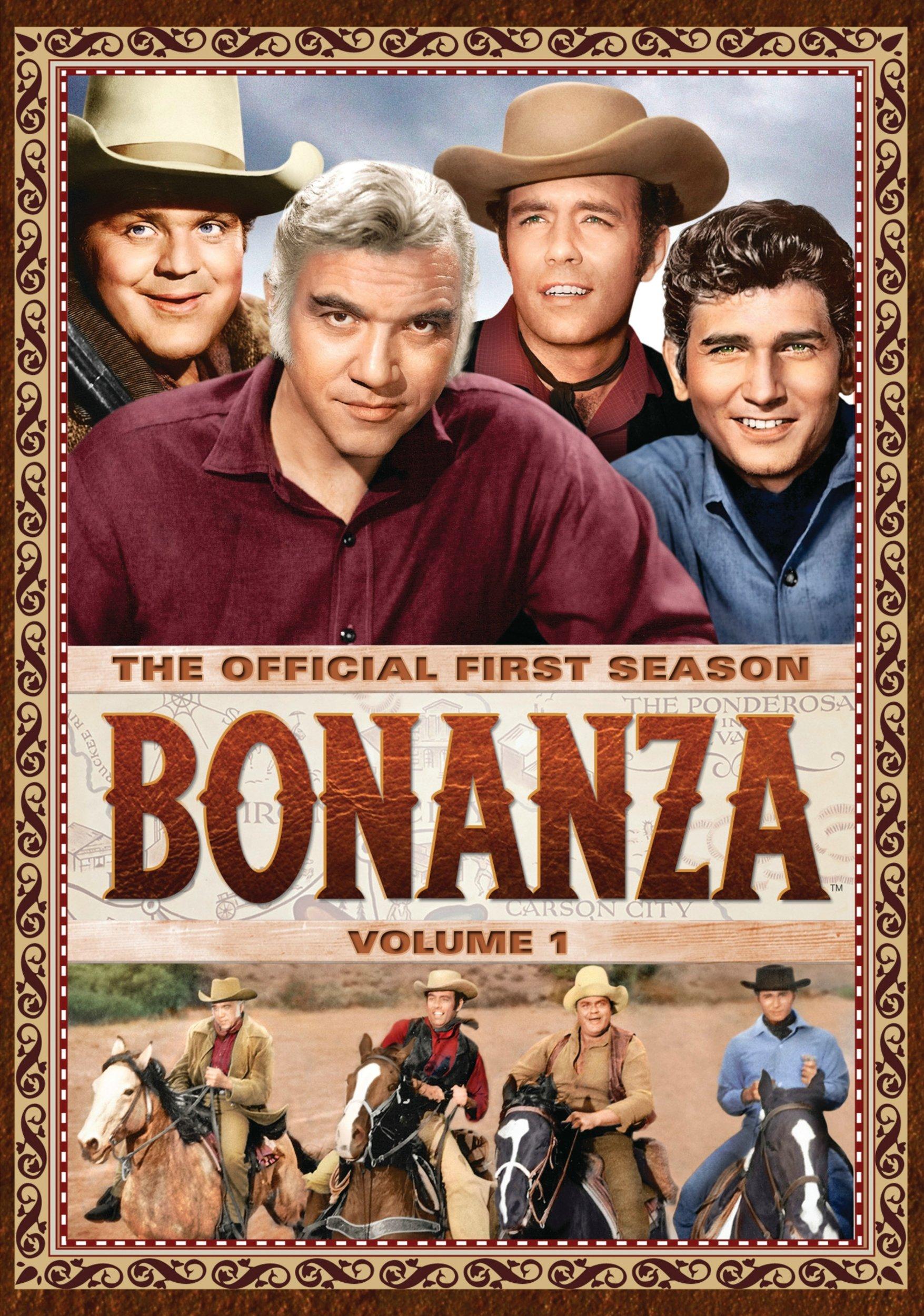 Bonanza: The Official First Season, Vol. One
