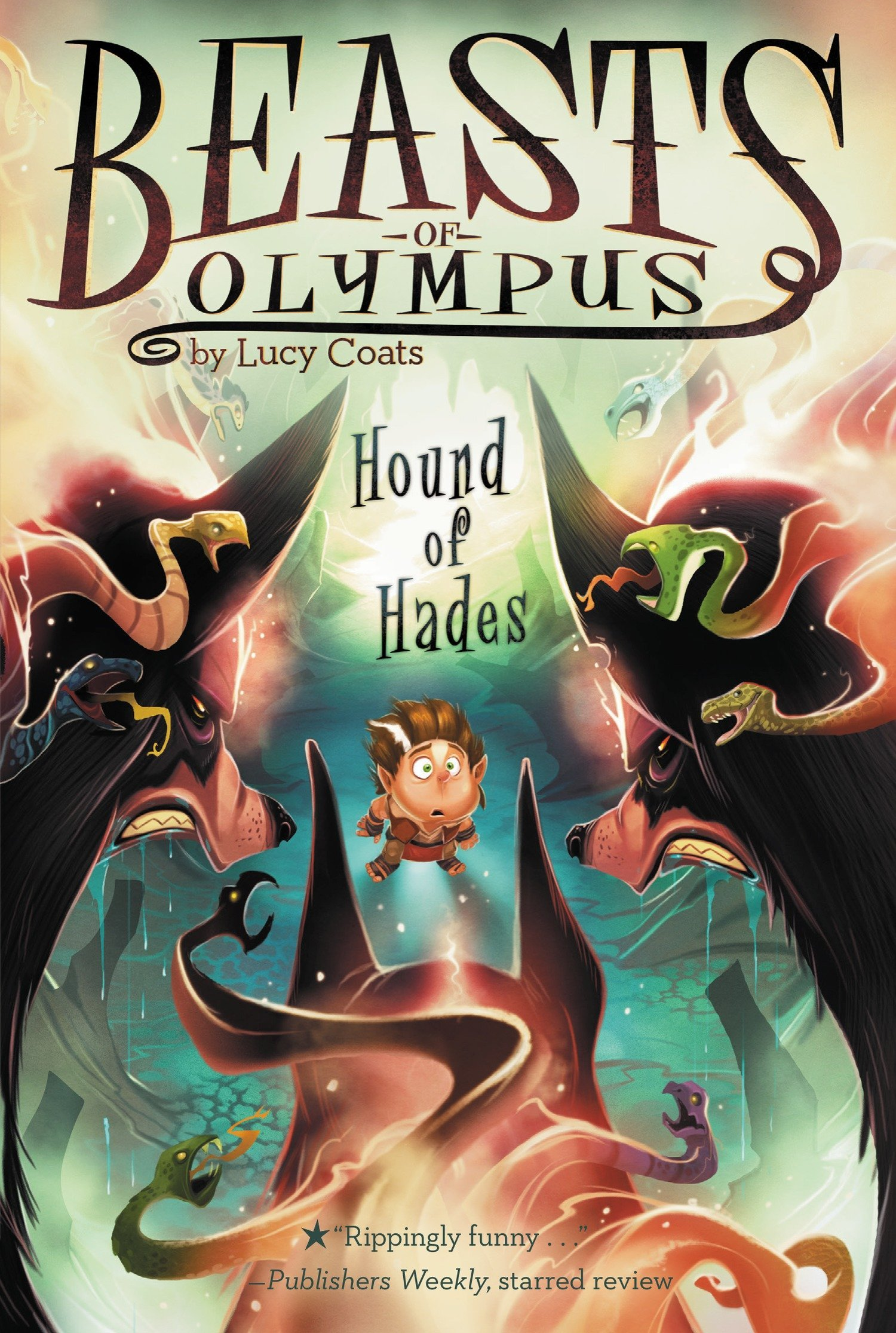 Download Hound of Hades #2 (Beasts of Olympus) PDF