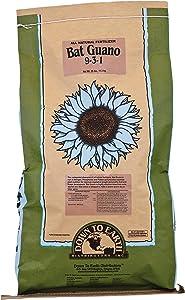 Down To Earth All Natural Fertilizers 723644 Fertilizer, 25 lb, 9-3-1