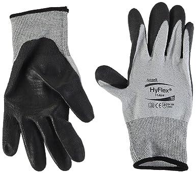 10 Handschuh X-Frost grau/ schwarz Gr Airsoft Bekleidung & Schutzausrüstung