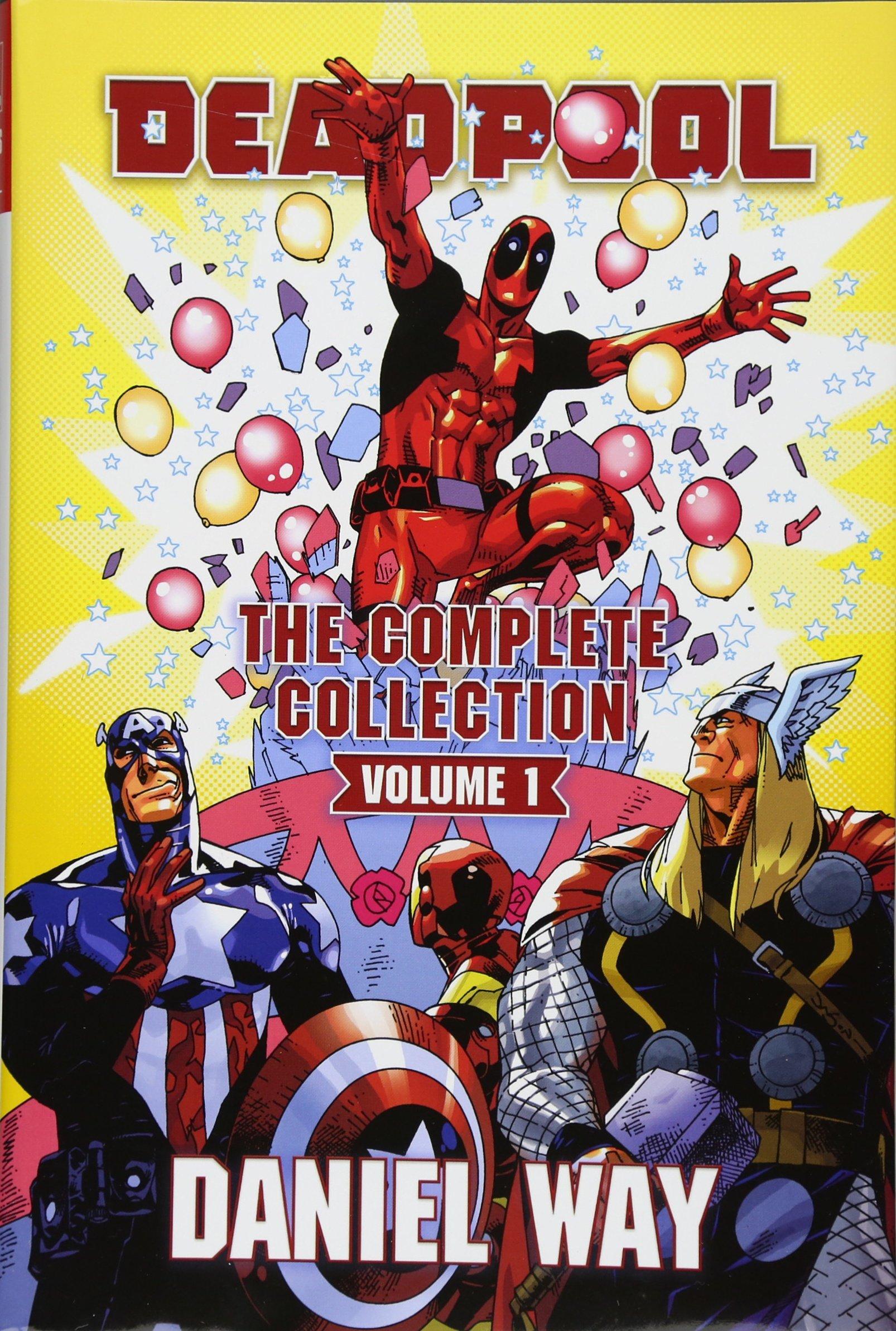 Deadpool by Daniel Way Omnibus Vol. 1 ebook