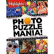Photo Puzzlemania!(TM) (Highlights™ Photo Puzzlemania® Activity Books)