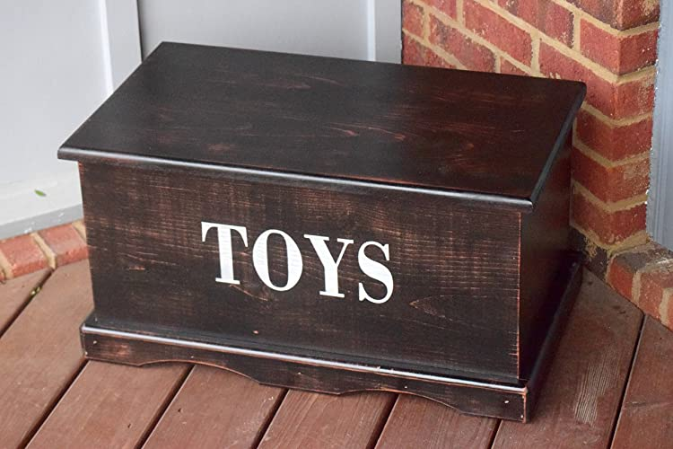 Amazon.com Laser Engraved Personalized Kids Toy Box - Engraved Toy Box - Personalized Toy Box - Childrenu0027s Toy Box - Kids Memory Box - Gift for Kids - Wood ... & Amazon.com: Laser Engraved Personalized Kids Toy Box - Engraved ... Aboutintivar.Com