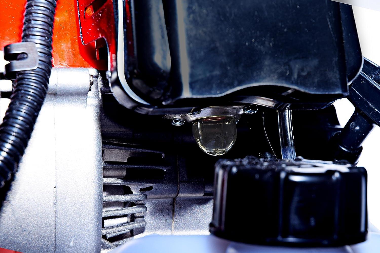 Podadora de Altura 52 cc KUDA 2cv reales 25 cm de espada con motor de gasolina con 3 barras y 1 cadena extra