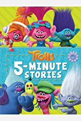 Trolls 5-Minute Stories (DreamWorks Trolls) Kindle Edition