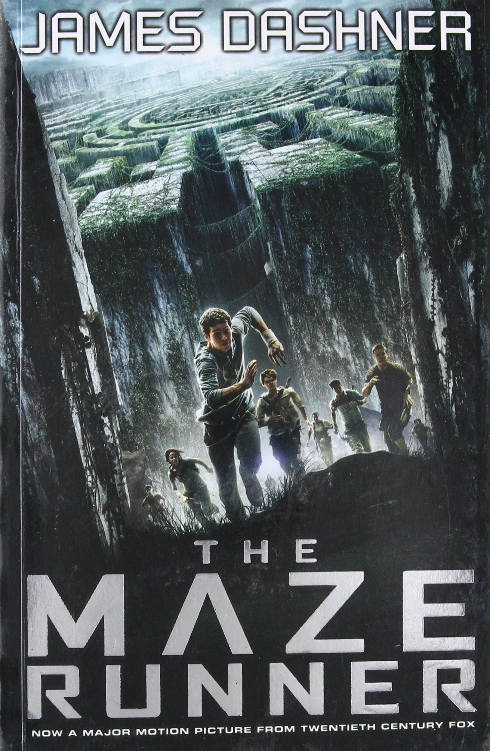 Buy The Maze Runner Book Online at Low Prices in India   The Maze ...