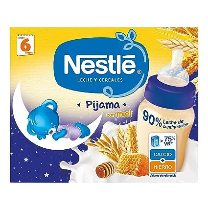 NESTLÉ Leche y Cereales con Miel Pijama