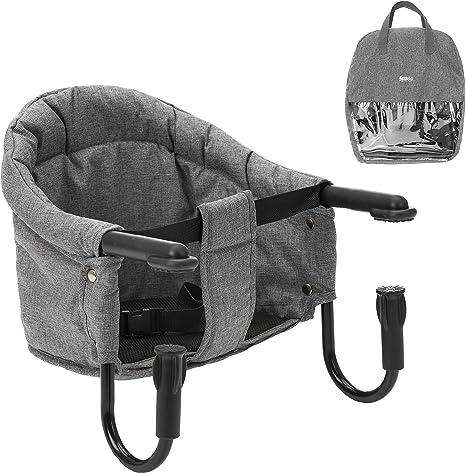 Fillikid - Asiento de Mesa para bebé/Trona plegable portátil con ...