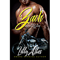 Zach (Hell's Handlers MC Book 1) (English Edition)