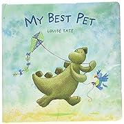 Jellycat The Best Pet Book - Board Book