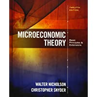 Microeconomic Theory: Basic Principles and Extensions