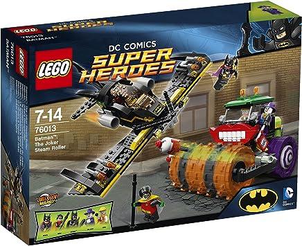 LEGO Super Heroes - DC Batman: La apisonadora a Vapor del