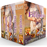 The Friessens (Books 1 - 5, Boxed Set)