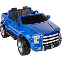 Friends Play Power Wheels Ford F-150 Carro para Niño