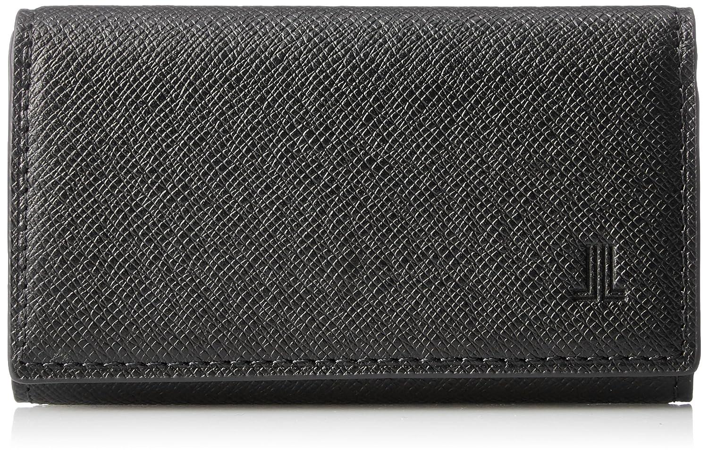 [ランバンコレクション] クウルール ド ヴァン キーケース  JLMW0GK2 B077QLQTT3 ブラック ブラック