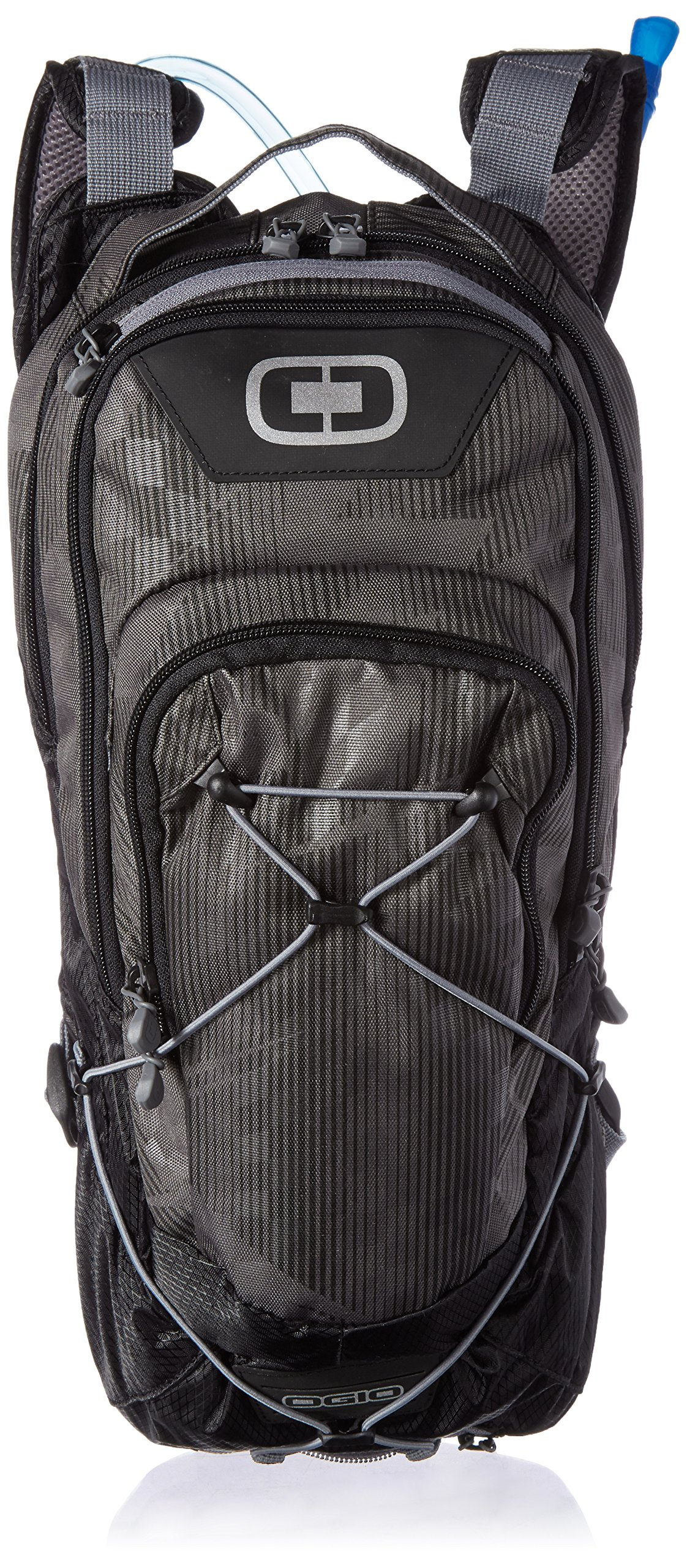 ogio 122005.03 Baja 70 oz./2 Liter Hydration Pack - Stealth Black by OGIO