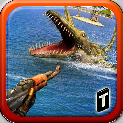 Underwater Sea Monster Hunter - Best Sniping Game (Best Sea Battle Games)