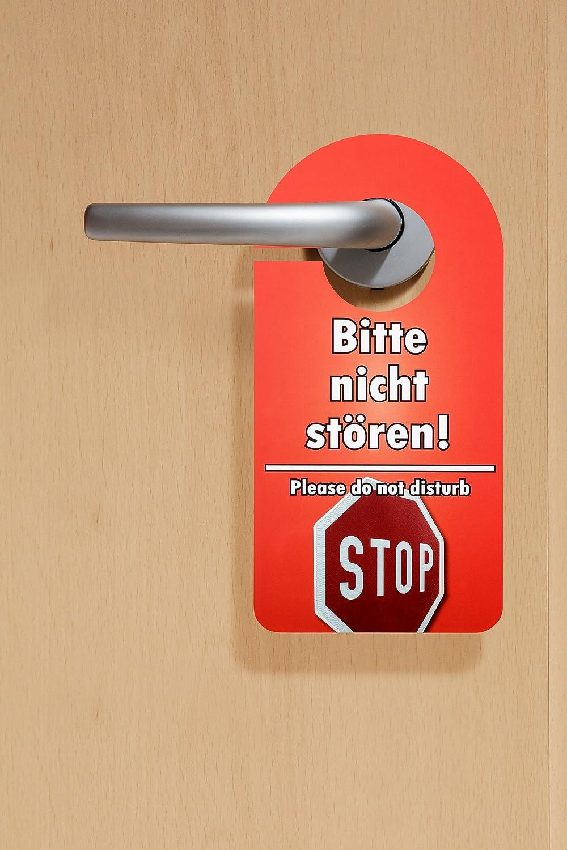 Placa para puerta 50 unidades Hotel No molestar ...